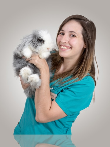 Allison assistante veterinaire lyon 8 eme Mermoz Vet