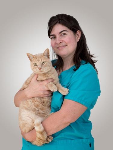 Jennifer assistante veterinaire lyon 8 eme Mermoz Vet