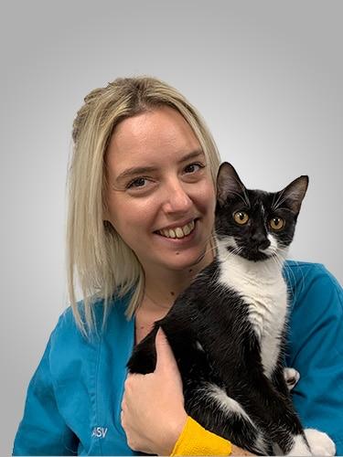Assistante vétérinaire Manon