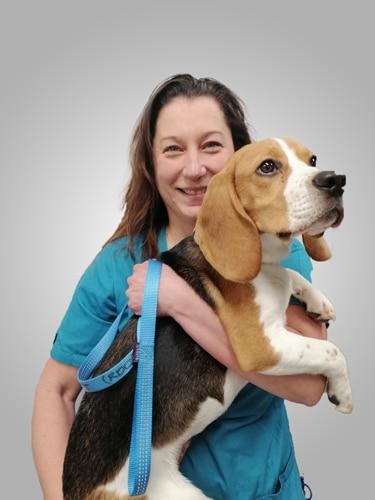 Assistante veterinaire Lyon Delphine